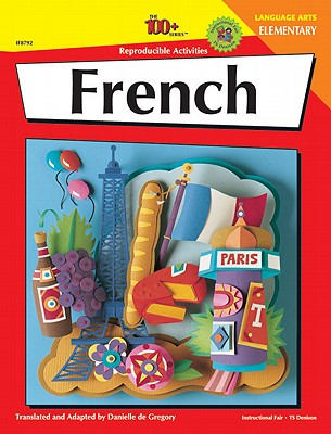 French -Elementary By Denison, T. S.
